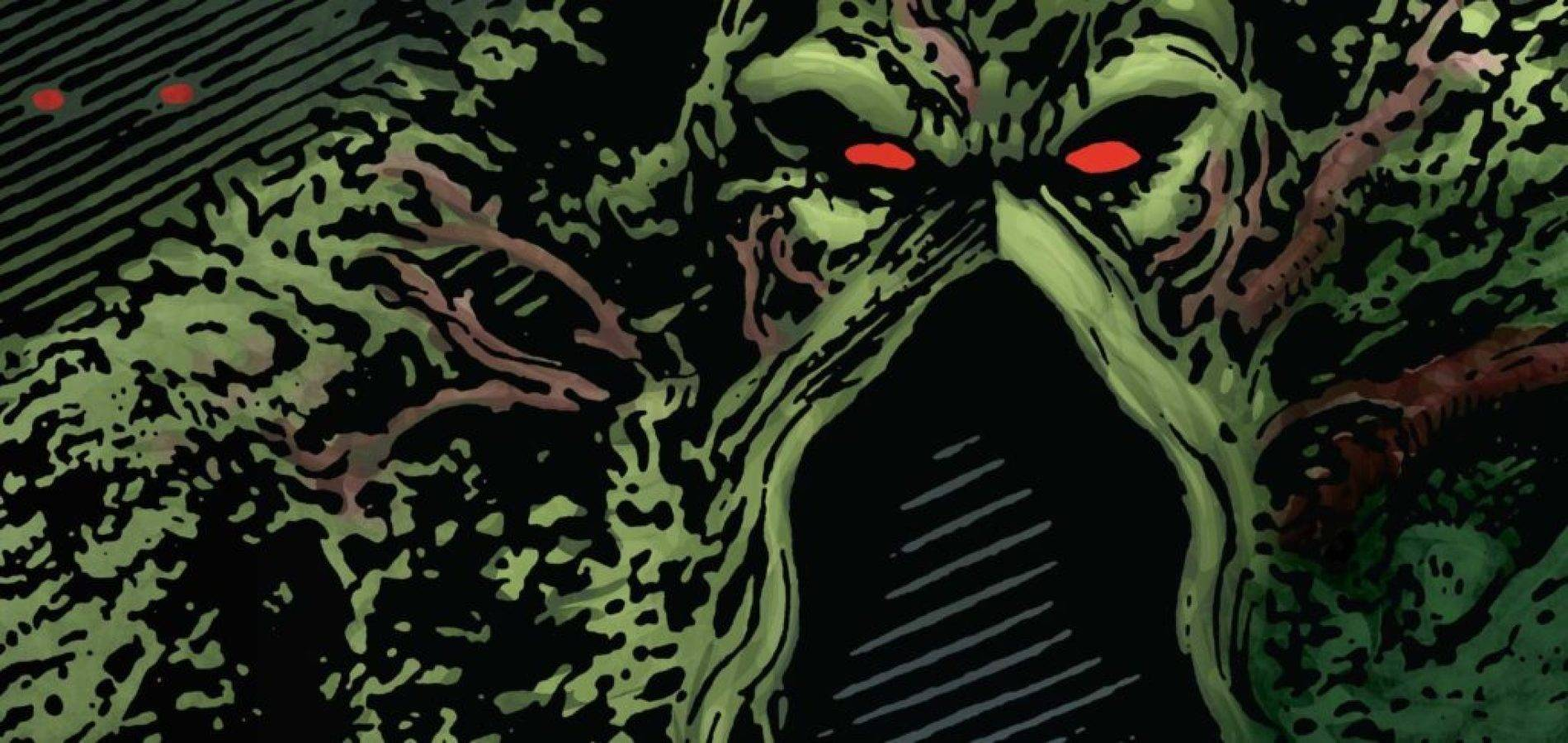 Swamp Thing Vertigo