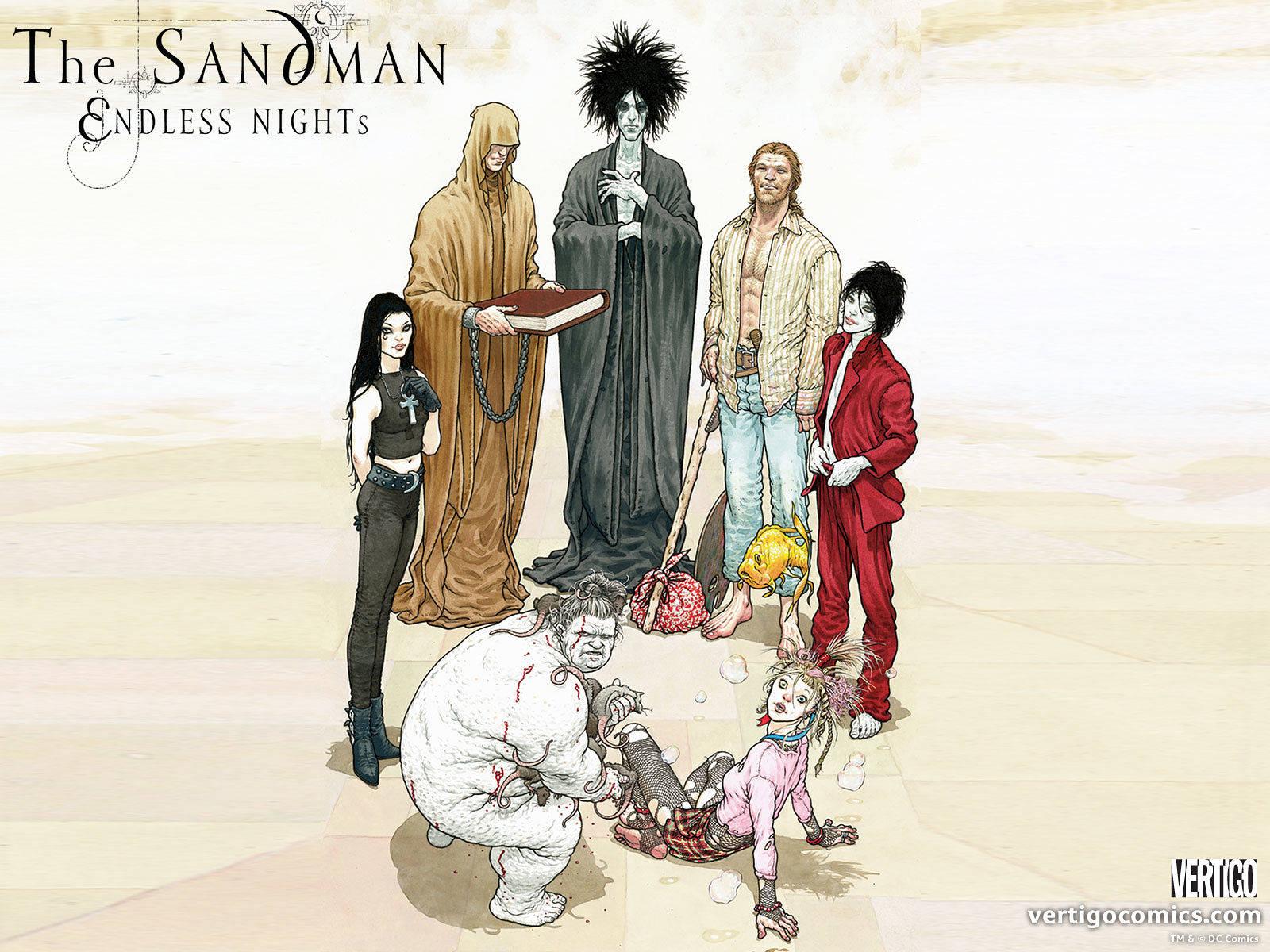 Sandman Vertigo