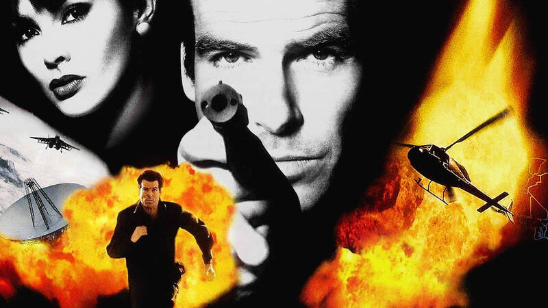 GoldenEye 007: the remastered Xbox 360 comes back to life