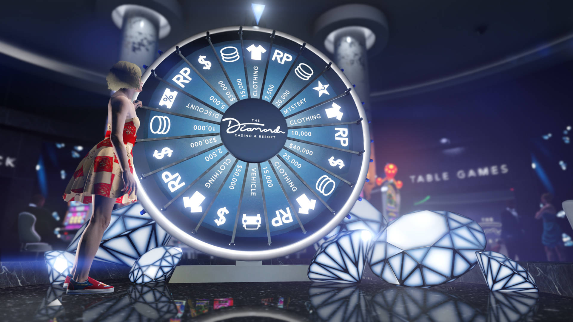 GTA Online 5 V The Diamond Casino & Resort