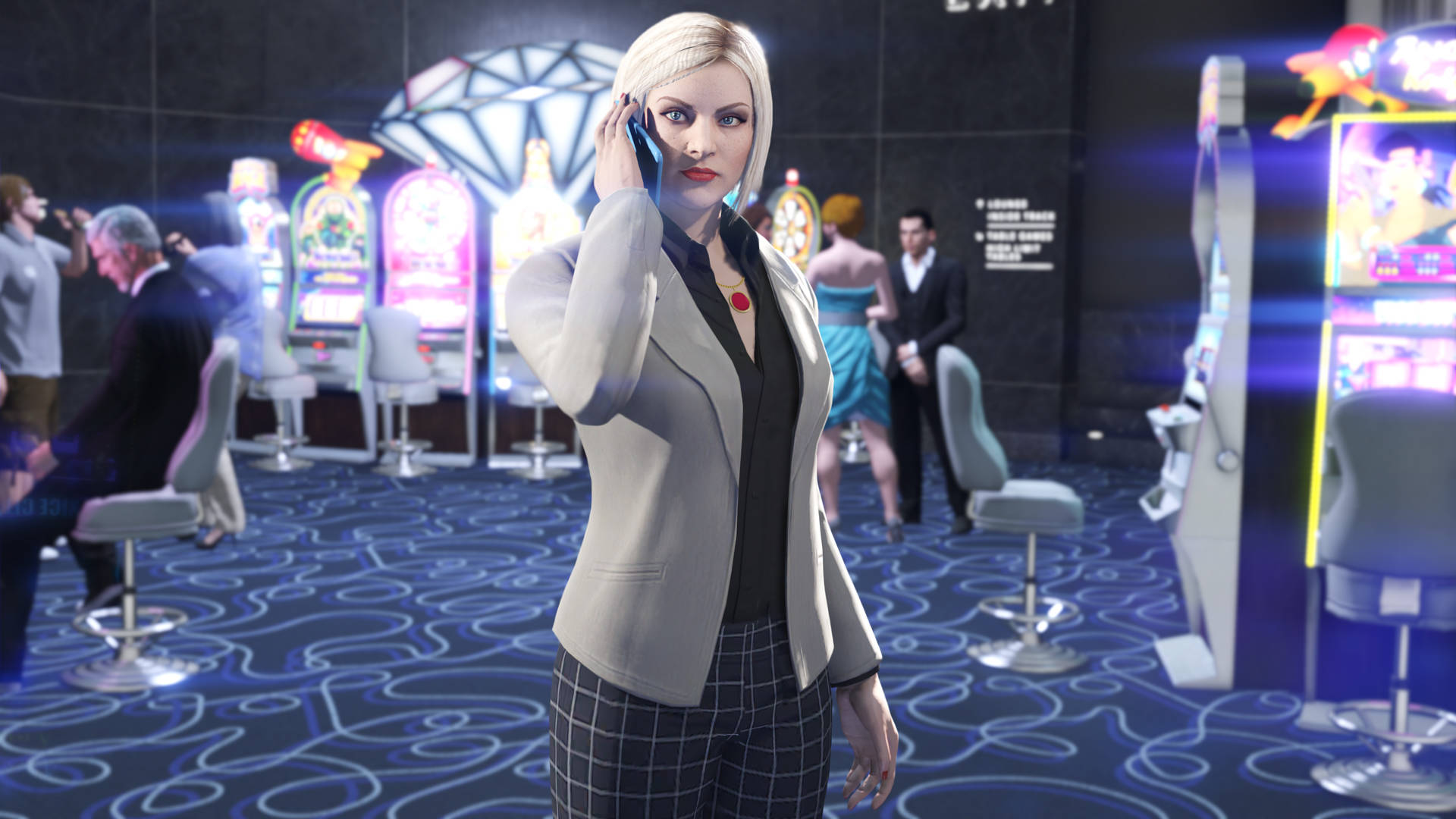 GTA Online 5 V The Diamond Casino & Resort
