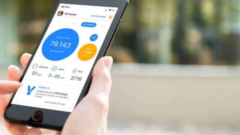 Healthy Virtuoso: l'app che ti premia per uno stile di vita salutare