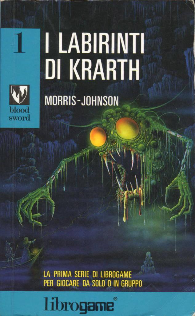 I labirinti di Krarth