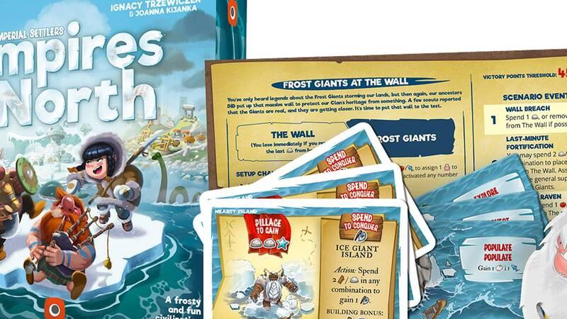 Empires of the North una nuova terra per i Coloni Imperiali