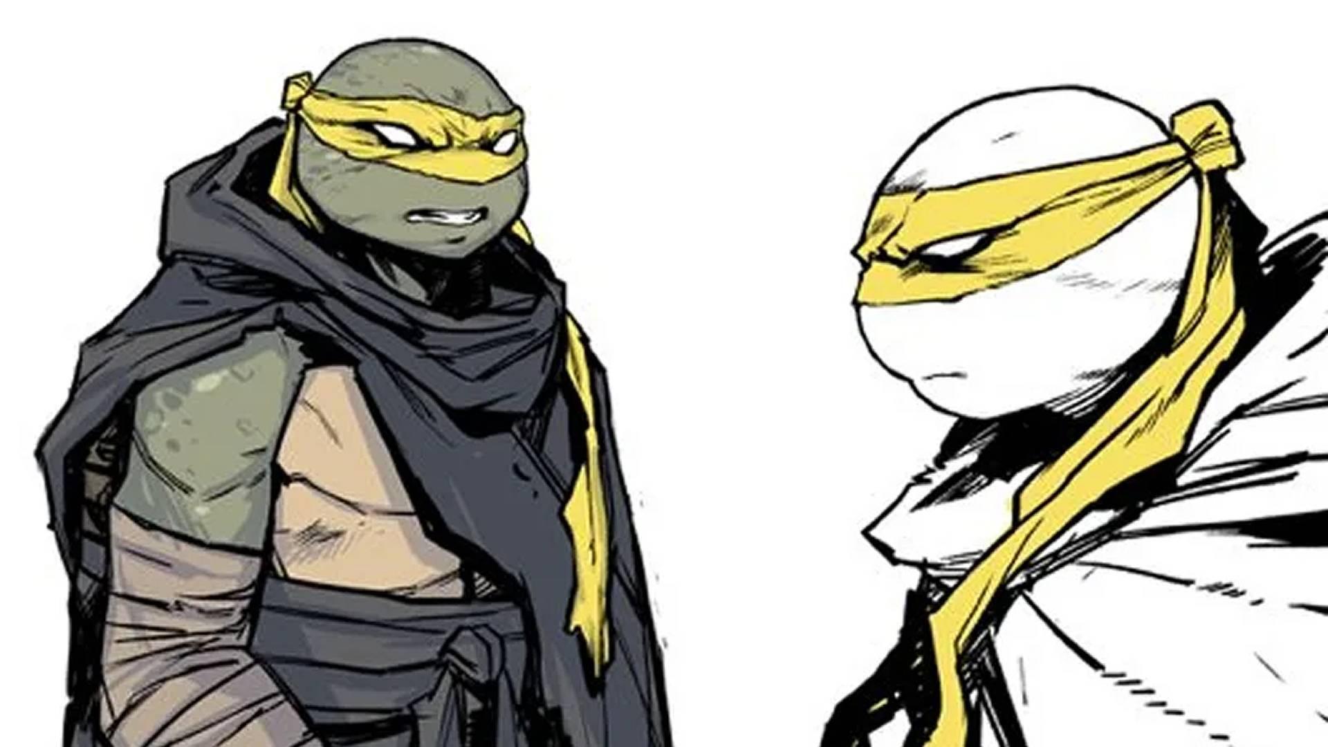 Jennika Tartarughe Ninja