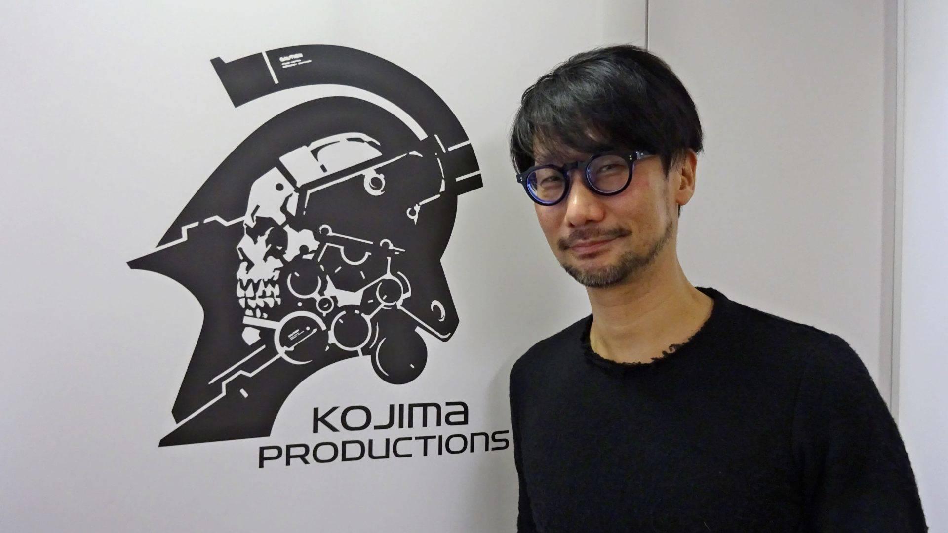 Kojima Death Stranding