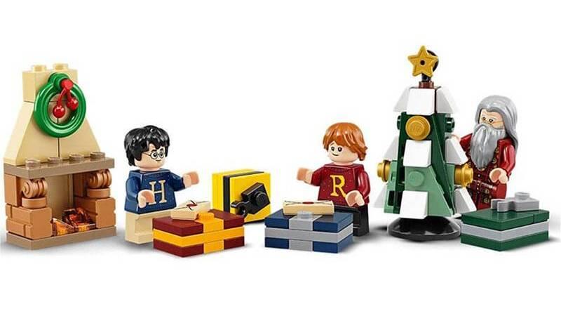 Calendario Dellavvento Harry Potter Funko.Lego Advent Calendar 2019 C E Anche Harry Potter Cultura Pop