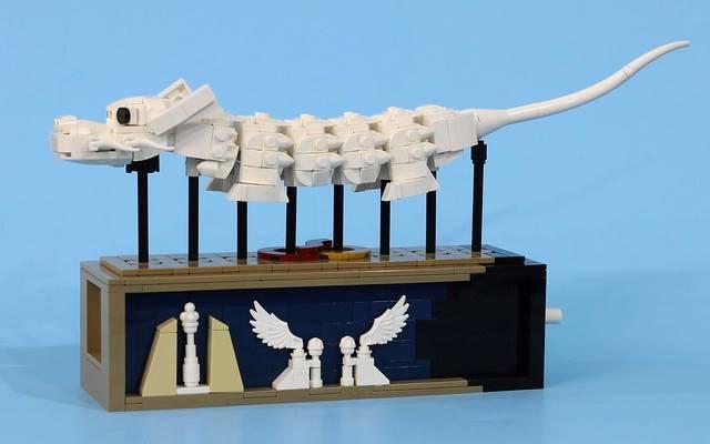 Lego Falkor