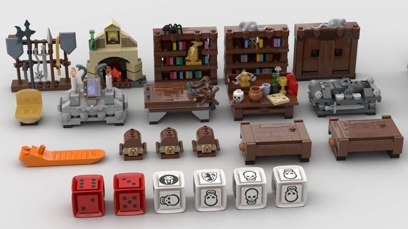 Lego HeroQuest