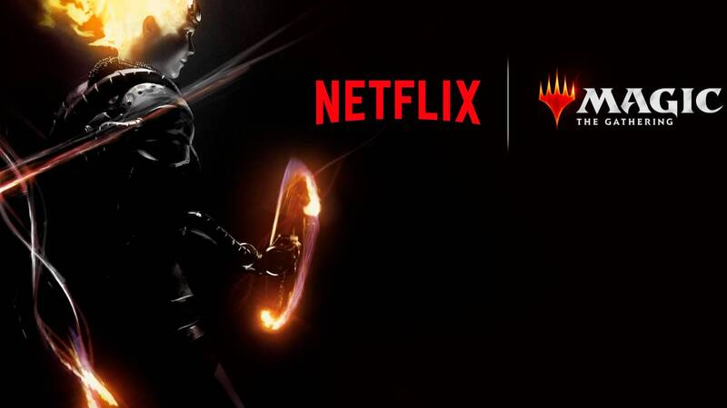 Netflix ordina l'anime di Magic: L'Adunanza prodotta dai fratelli Russo