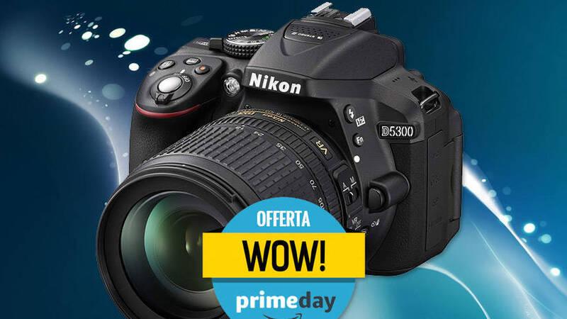 Nikon D5300 reflex 26% discount | Wow offer | Amazon Prime ...