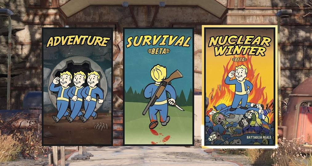 Nuclear Winter - Fallout 76