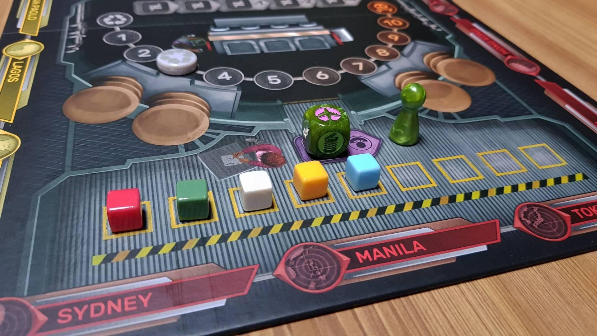 Pandemic: Reazione Rapida