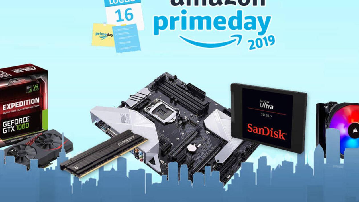 59808f56beef80 Amazon Prime Day 2019 | Le migliori offerte Hardware del 16 luglio - Tom's  Hardware