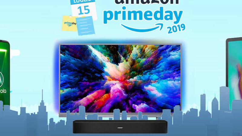 d5d7206b5b0d35 Amazon Prime Day 2019 | Le migliori offerte su Smartphone, Smart TV ...