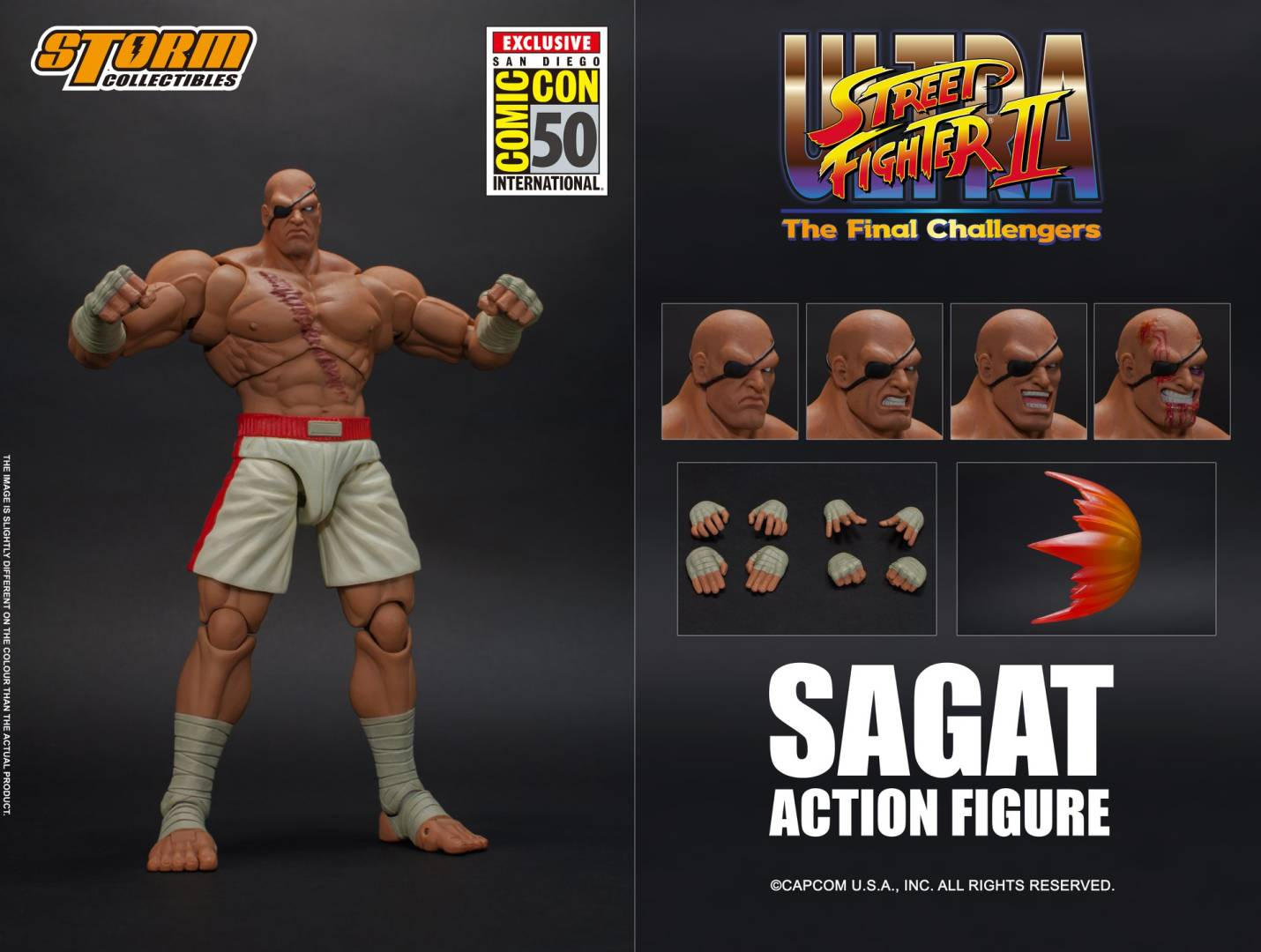 Sagat - Storm