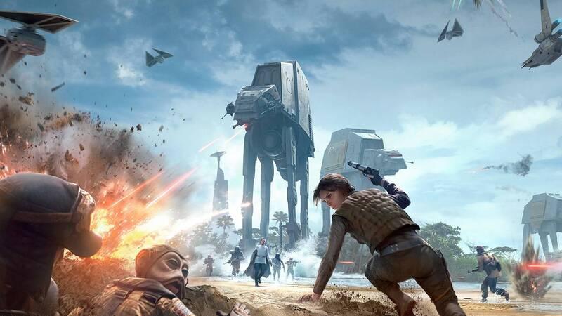 Gioco gratis PC: Epic regala Star Wars B …