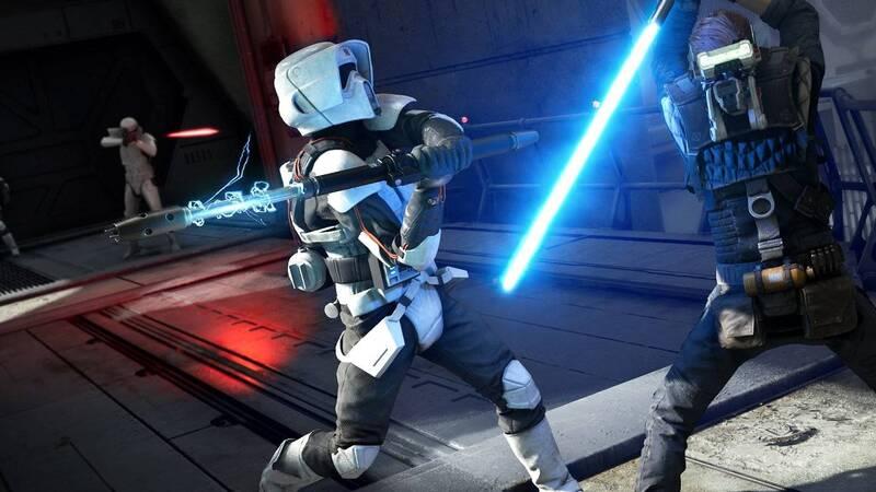 Star Wars Jedi Fallen Order, le differenze tra Xbox One e Xbox One x sono decisamente evidenti - Tom's Hardware Italia