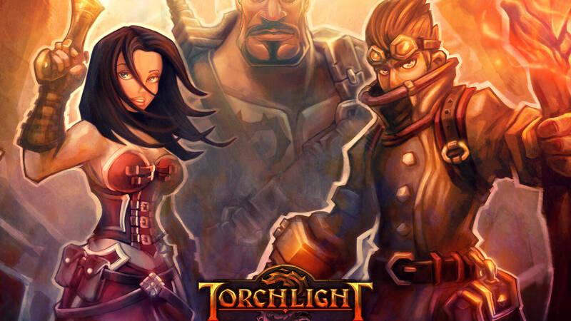 Torchlight gratis su PC per un tempo limitato
