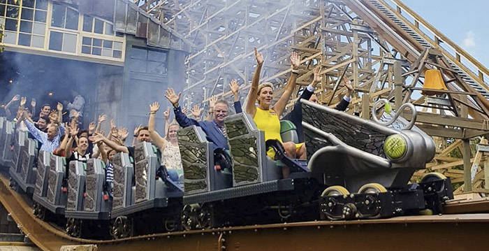 Walibi Holland Untamed
