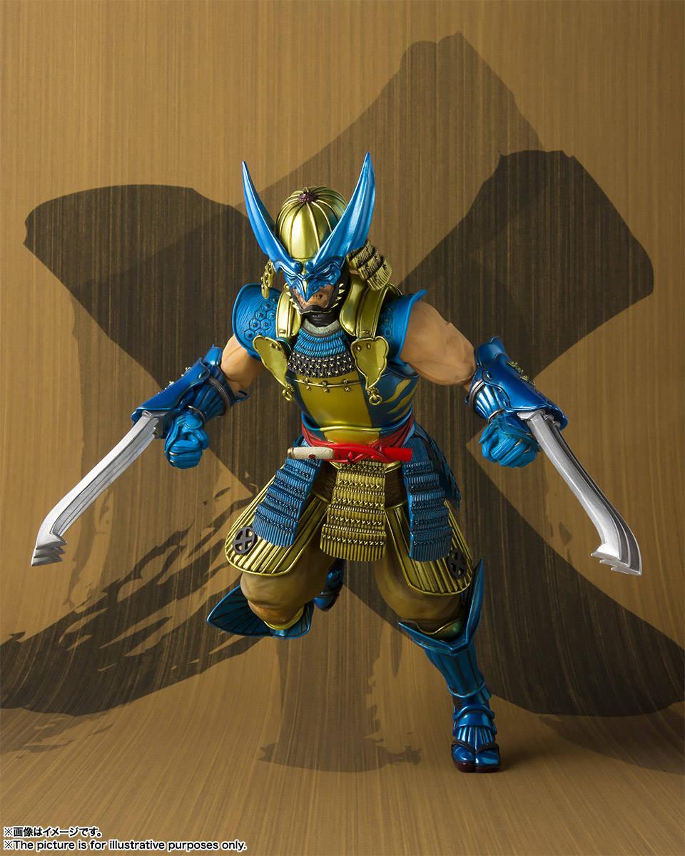Wolverine Manga Realization