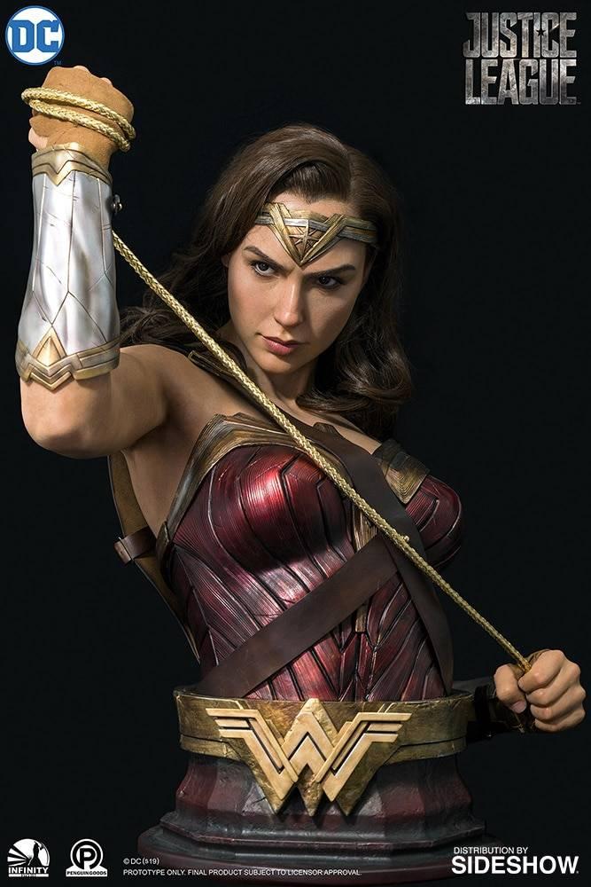 Wonder Woman Infinity Studio