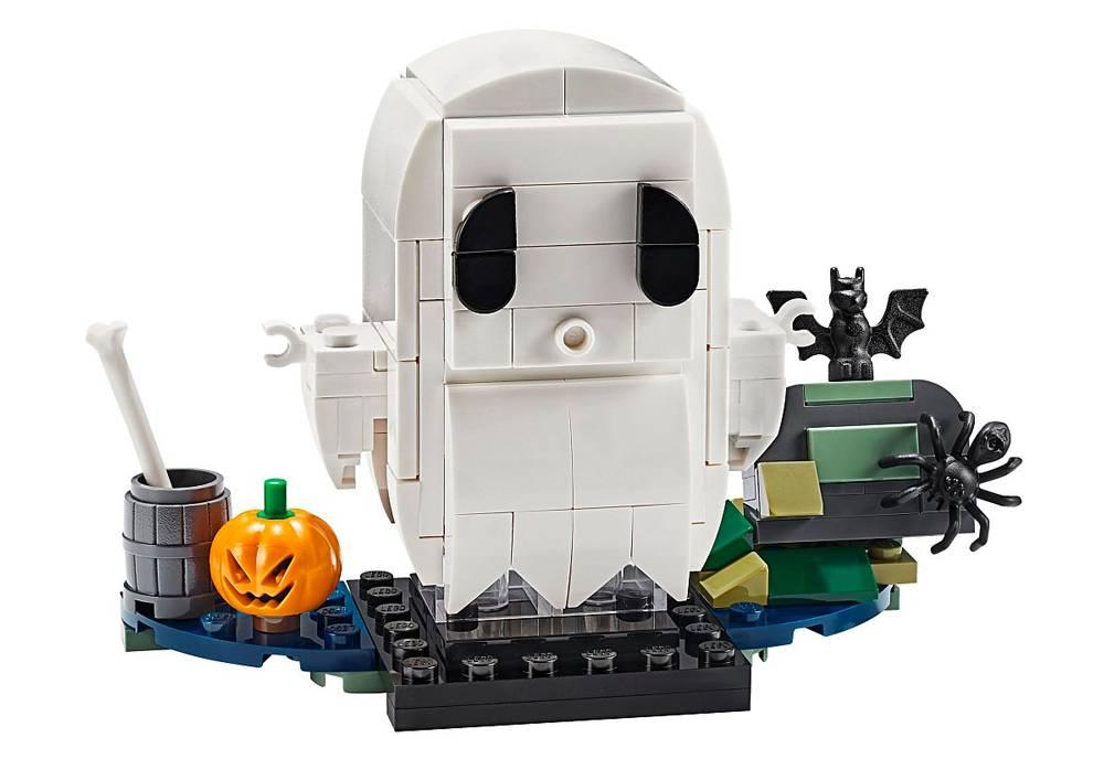 Brickheadz ghost