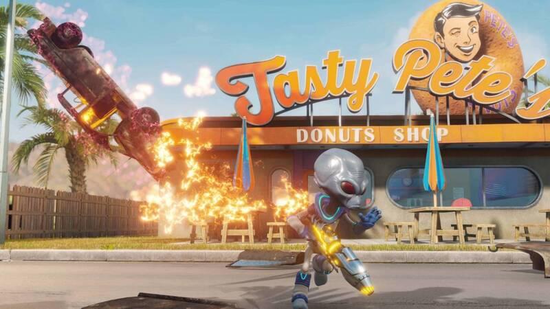 Destroy All Humans! Alla Gamescom 2019 abbiamo rivisto l'atteso remake | Game Division