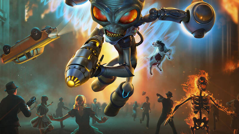 Destroy All Humans! lands on Xbox Game Pass