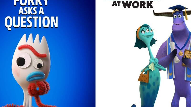 Disney+: arrivano le nuove serie Pixar su Toy Story e Monsters & co.