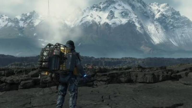 Death Stranding: discovered an extra scene after 2 years