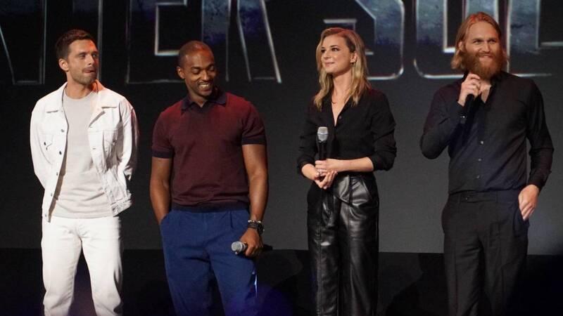 D23 expo: tutte le novità sulle serie Marvel per Disney+
