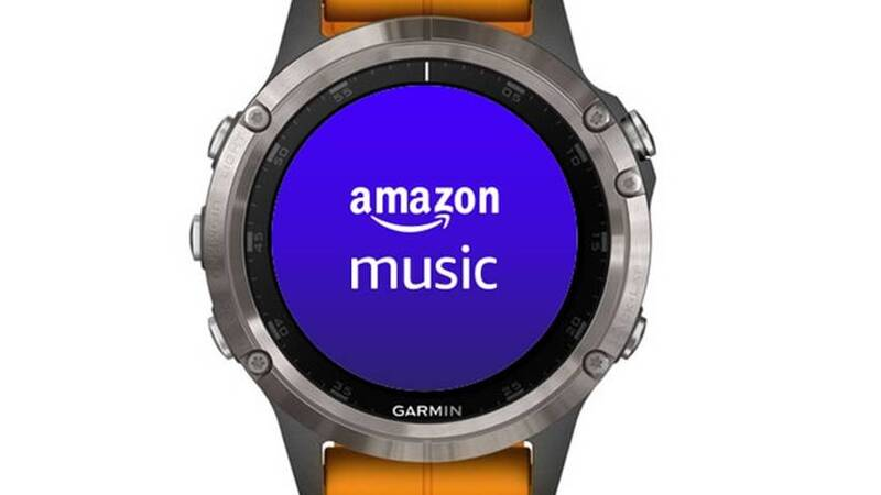Amazon Music ora accessibile anche dagli sportwatch Garmin | MobileLabs
