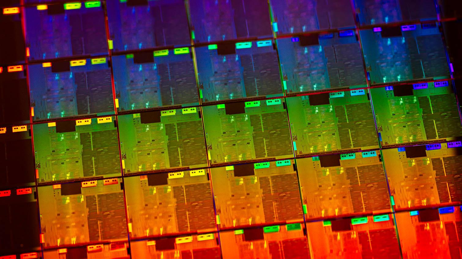Intel Comet Lake mobile chip