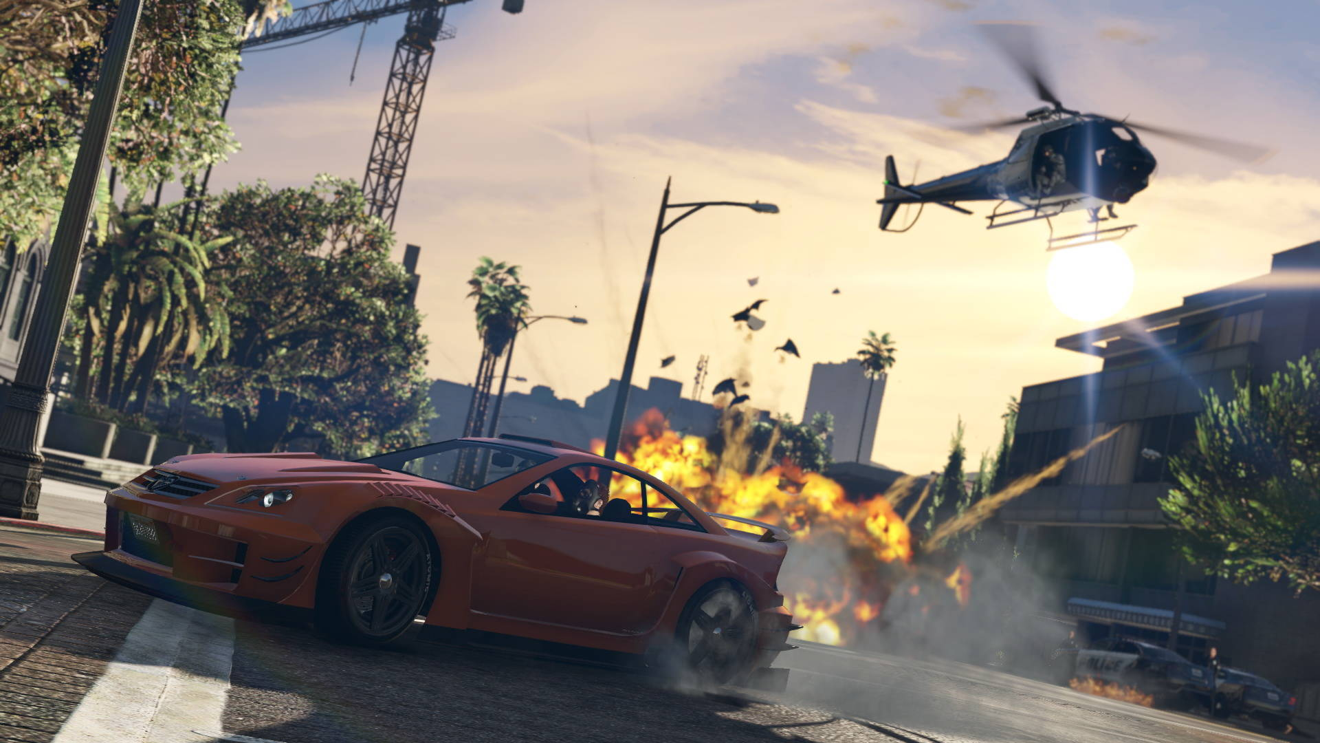 Grand Theft Auto 5 | Atlantic Gaming Official