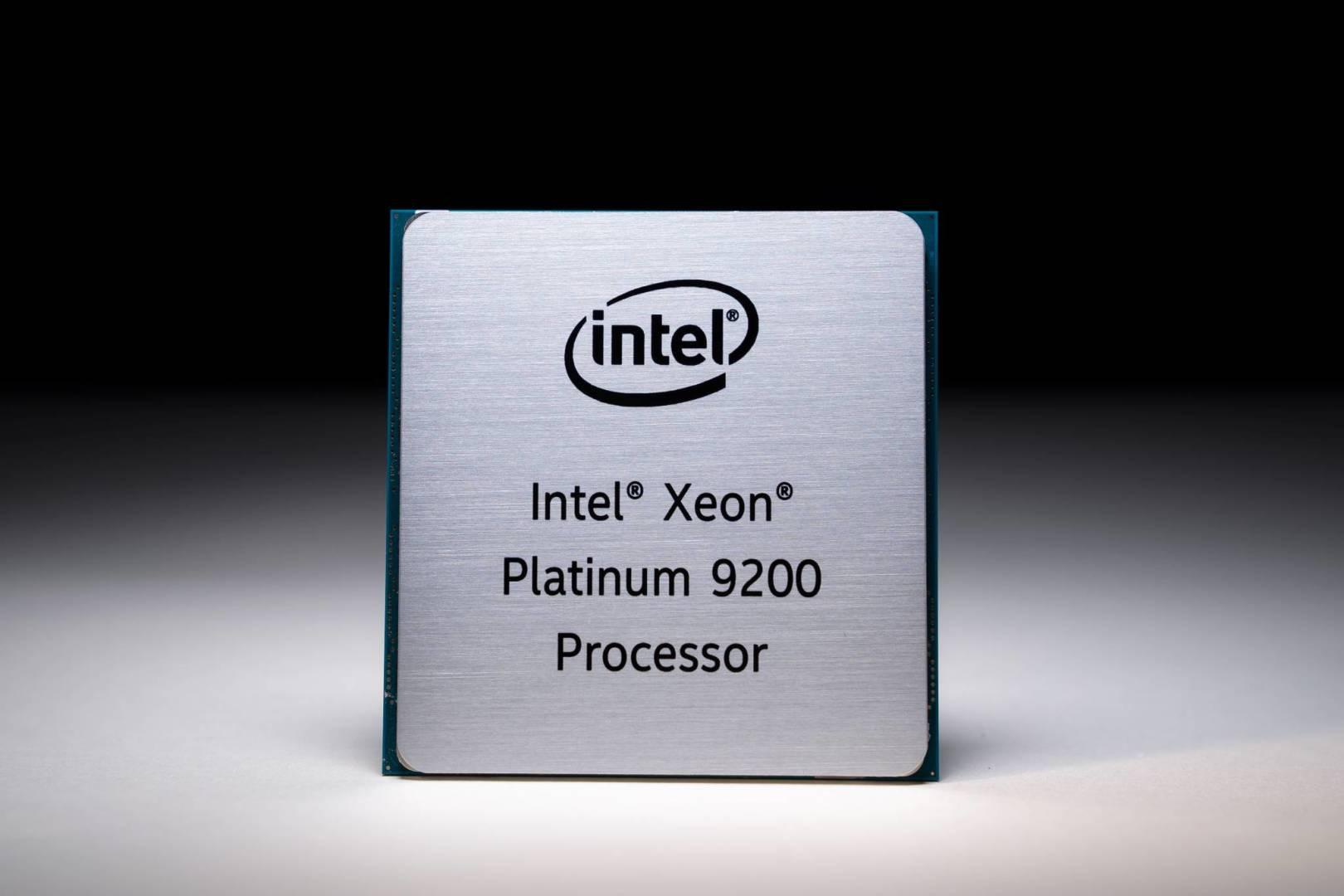 Intel Xeon Platinum 9200