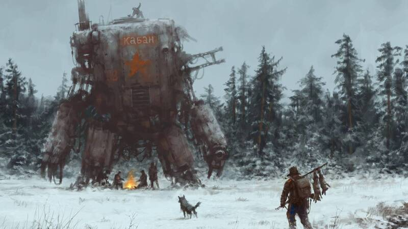 Iron Harvest | Review, the beauty of war