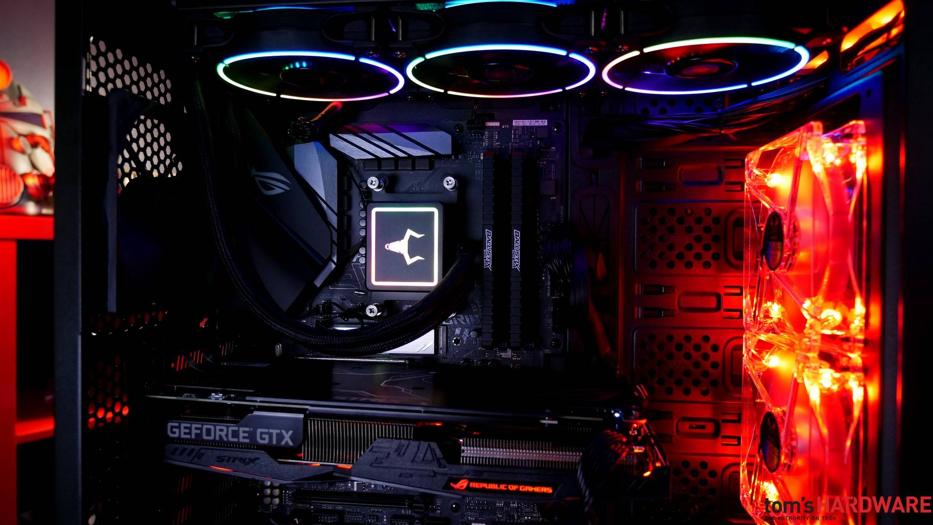 iTek Taurus TLC360 ARGB