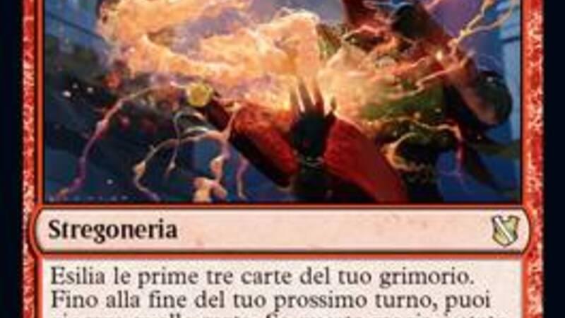 Magic The Gathering: nuove informazioni sui Commander Decks