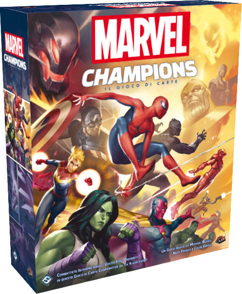 Marvel Champions Living Card Game
