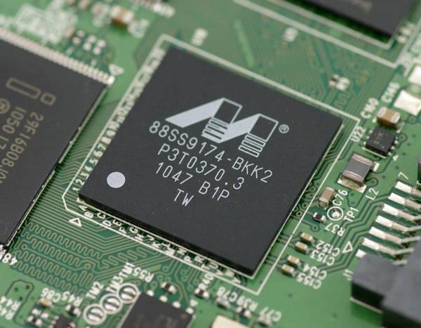 Marvell controller memoria