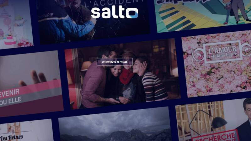 Salto nel 2020, la TV di stato francese sfida Netflix