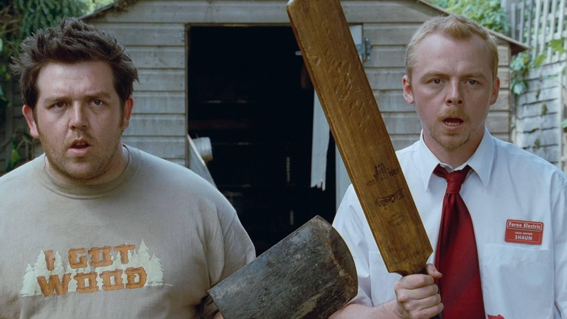 Simon Pegg e Nick Frost