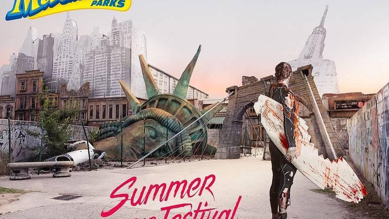 Calendario Mirabilandia 2020.Mirabilandia Summer Horror Festival 2019 Cultura Pop