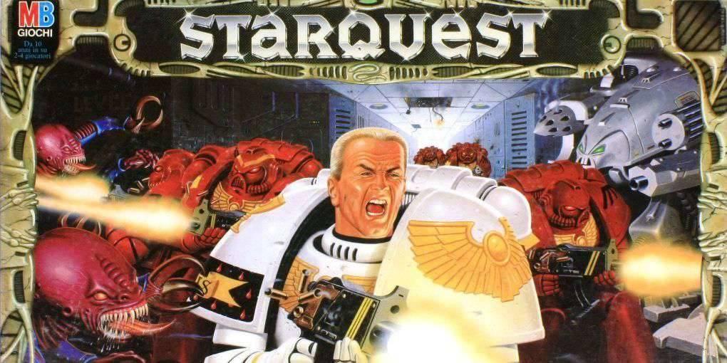 warhammer 40000 starquest