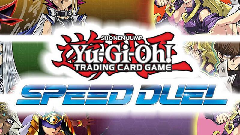 Yu Gi Oh! Speed Duel: il gioco di carte collezionabili