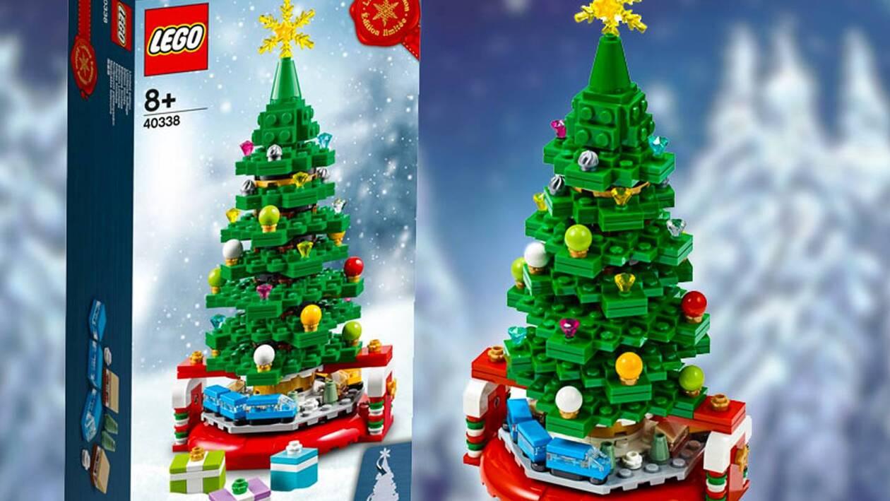 Albero Di Natale Lego.Lego Svela Il Suo Set 40338 Lego Seasonal Christmas Tree