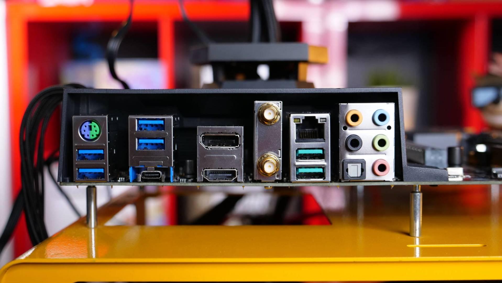 Asus TUF X570 PLUS Wi-Fi
