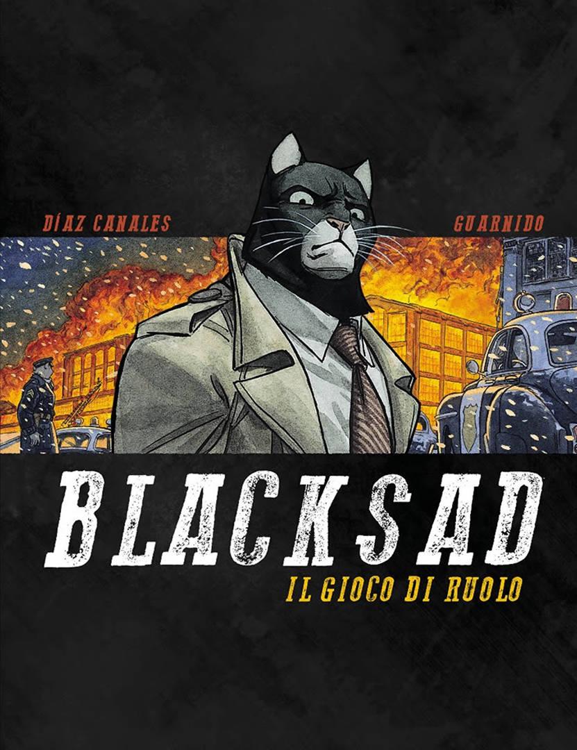 Blacksad - Il Gioco di Ruolo