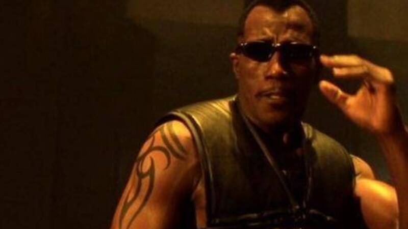 Wesley Snipes could have played Black Panther